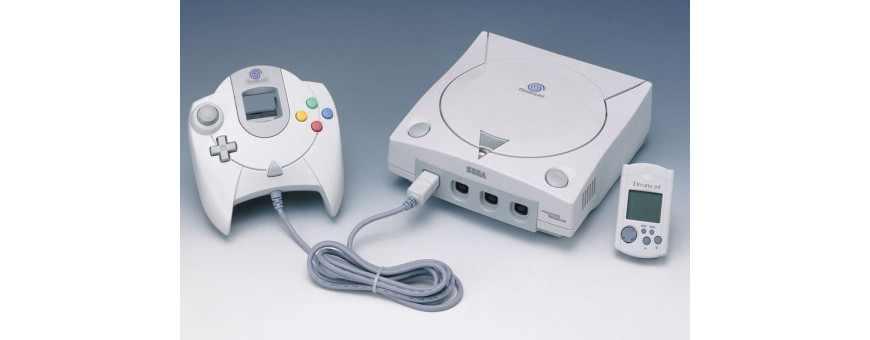 Dreamcast Console en Toebehoren