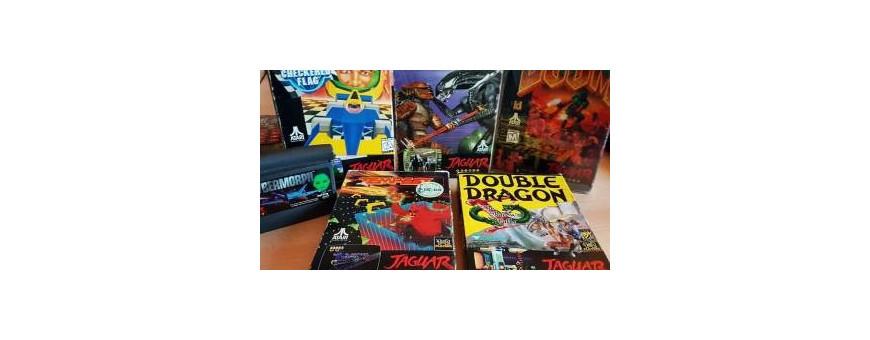 Atari Jaguar Games