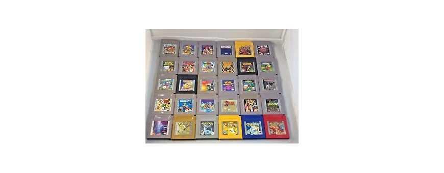 Game Boy Cartridges