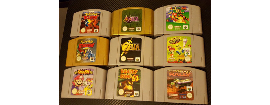 Nintendo 64 Cartridge Only
