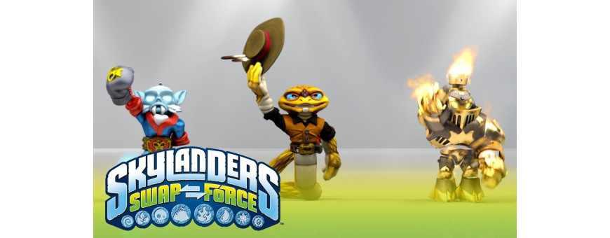 Skylanders Swap Figuren