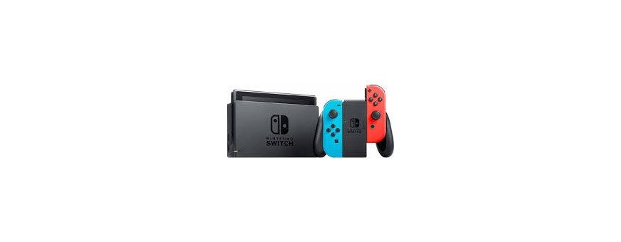 Nintendo Switch Console en Toebehoren