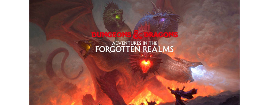 Adventures of the Forgotten Realms