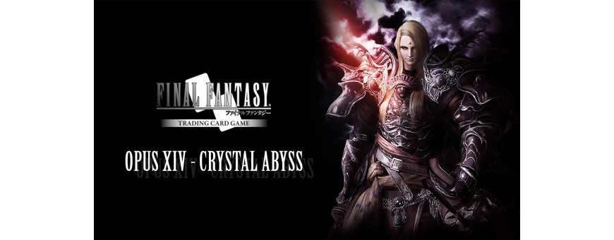Final Fantasy Opus XIV Crystal Abyss