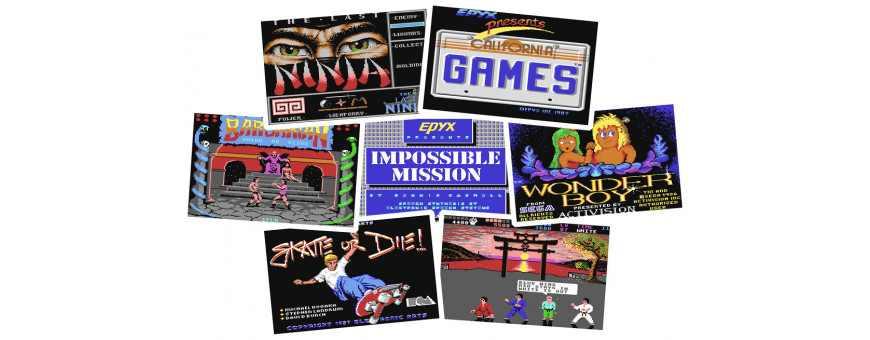 Commodore Games