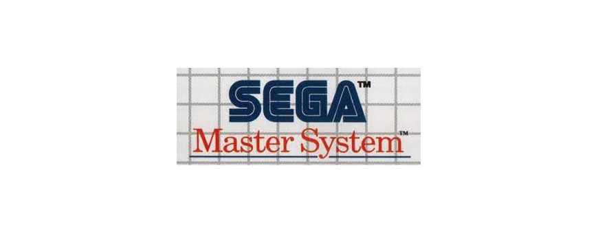 Sega Master System Console en Toebehoren