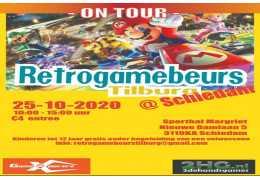 Update Retro gamebeurs Schiedam 'Get you tickets'  25-10-2020
