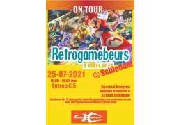 Gamebeurs Schiedam 2021! 25 -07-2021