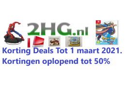 Discount  at 2HG NL