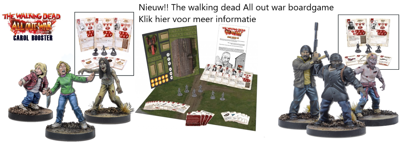 Walking dead Boardgame